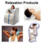 Relaxation and Pain Relief Products