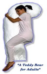 Snoozer Full Body and Pregnancy Pillows