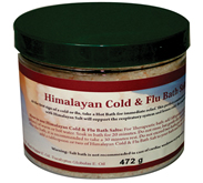 Himalayan Crystal Bath Salt Cold and Flus image
