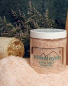 Aloha Bay Himalayan Crystal Rock Bath Salts image