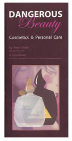 Make Up Safety, Beauty Product Safety, Safety of Cosmetics, Dangerous Beauty book image