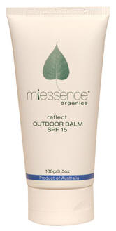 Miessence All Natural Reflect Outdoor Balm Sun Screen Sun Protection image