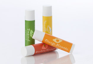 Honey Bee Luscious Lip Balms