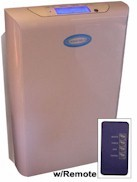 Surround Air S5000 Multi-Tech Ionizer Air Purifier with Sensors and Remote Control