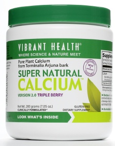 Vibrant Health Super Natural Vegan Calcium image