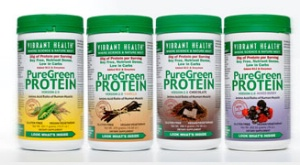 PureGreen Best Vegan Protein Supplement