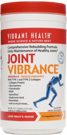Vibrant Health Joint Vibrance Supplement