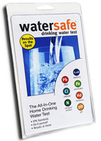 Watersafe City Water Test Kit image