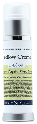 Abbey St. Clare Yellow Creme image